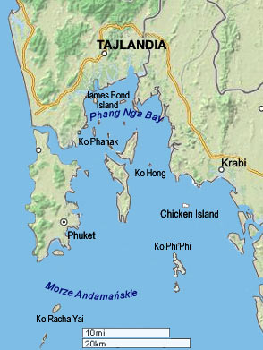 Rejs W Tajlandii Z Rejonu Phuket Azymut Czarter